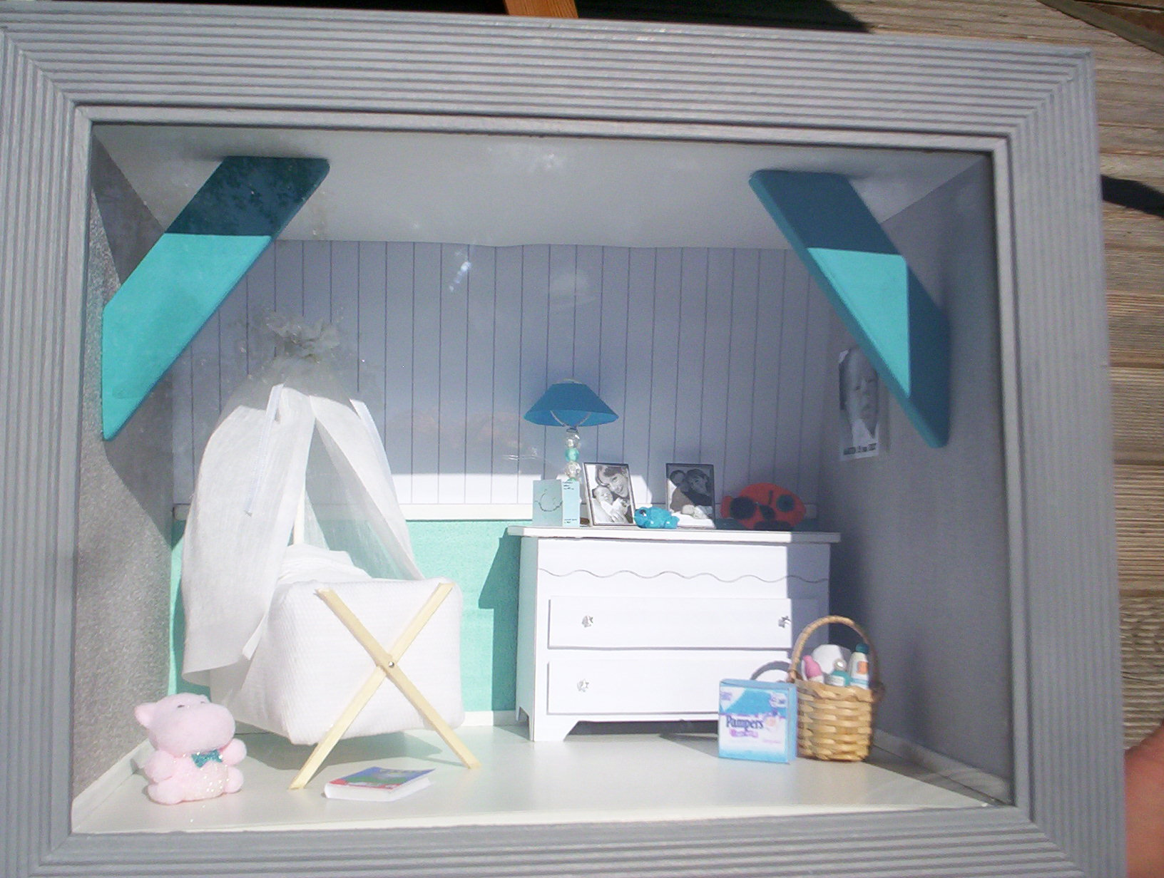 Miniatures & co » la chambre de bb